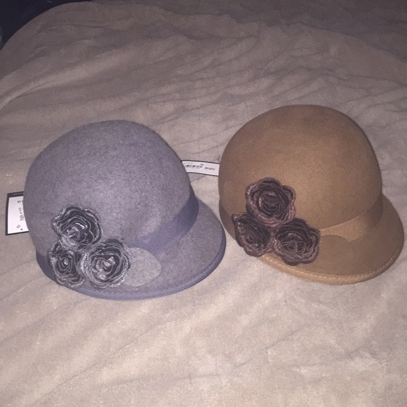 00a0e67c4 Wool Winter Hat - 2 Color Options - Nine West NWT NWT